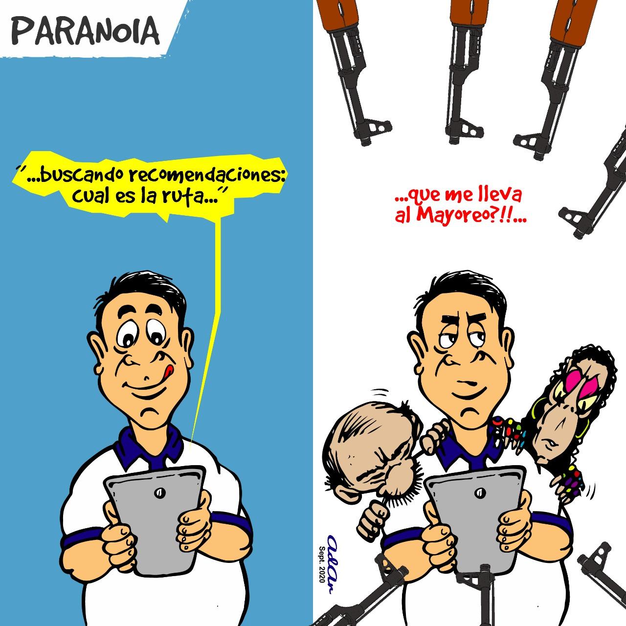 caricatura ip