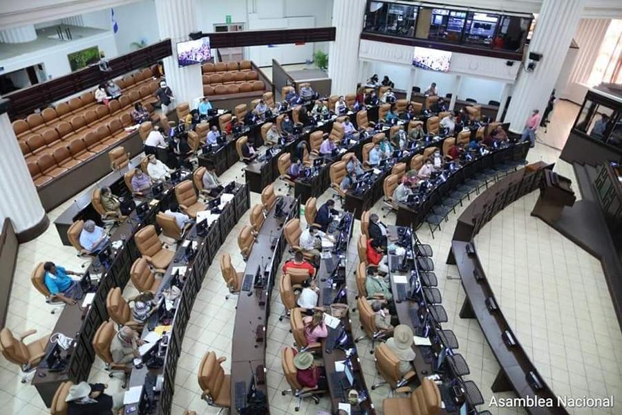 asamblea nacional, codigo penal, codigo penal nicaragua,