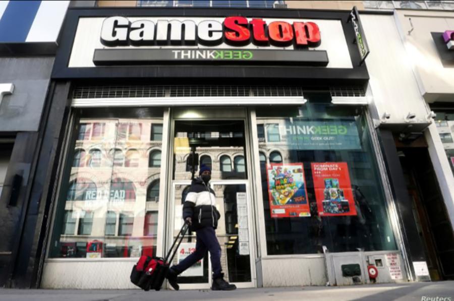 gamestop, wall street, estados unidos,