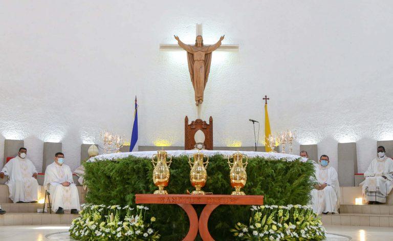 Iglesia Católica violencia