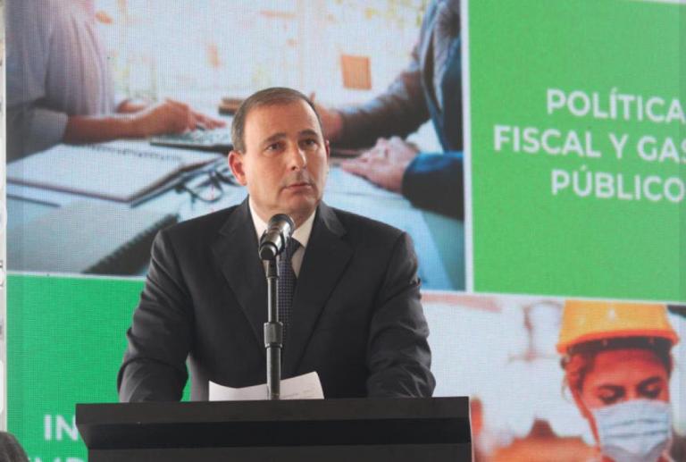 El presidente del Consejo Hondureño de la Empresa Privada (Cohep), Juan Carlos Sikaffy / Cortesía